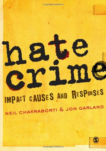 9781412945677: Hate Crime: Impact, Causes and Responses
