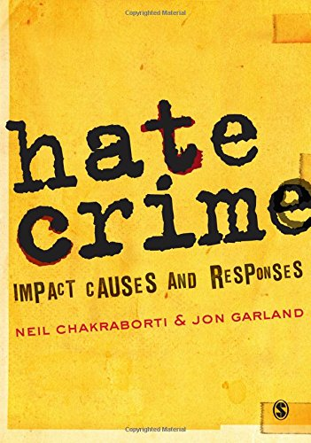 9781412945684: Hate Crime: Impact, Causes and Responses