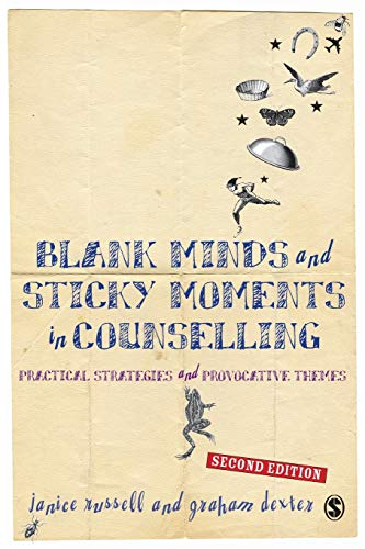 9781412945776: Blank Minds And Sticky Moments In Counselling