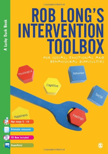9781412946056: Rob Long′s Intervention Toolbox: For Social, Emotional and Behavioural Difficulties (Lucky Duck Books)