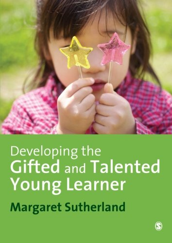 9781412946322: Developing the Gifted and Talented Young Learner