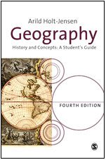 9781412946490: Geography: History and Concepts: History and Concepts: a Student's Guide