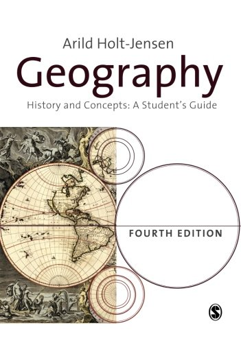 9781412946506: Geography: History and Concepts: A Student's Guide