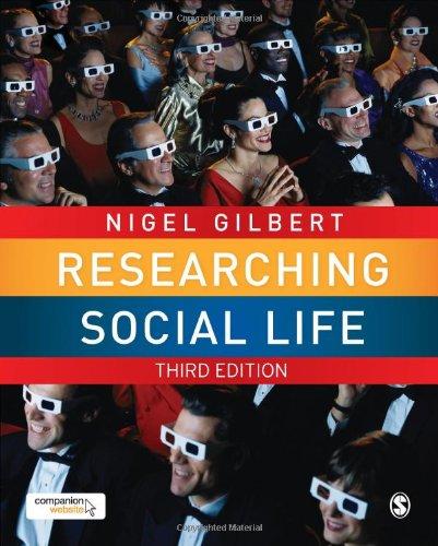 9781412946612: Researching Social Life