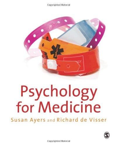 9781412946919: Psychology for Medicine