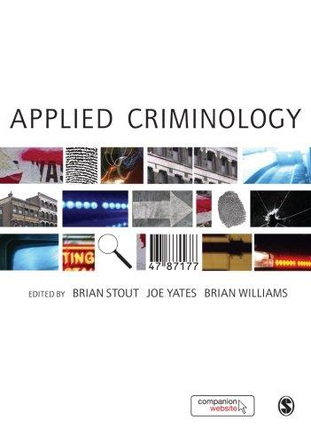 9781412947329: Applied Criminology