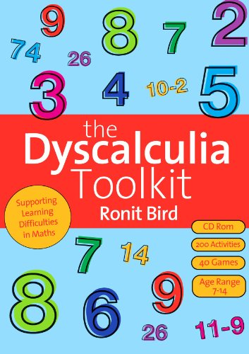 9781412947657: The Dyscalculia Toolkit: Supporting Learning Difficulties in Maths (Book & CD-Rom)