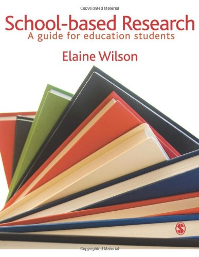 9781412948494: School-based Research: A Guide for Education Students