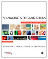 9781412948777: Managing and Organizations: An Introduction to Theory and Practice