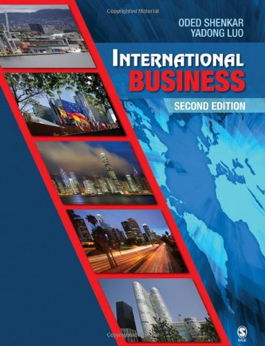 9781412949064: International Business