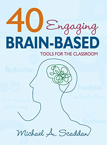 9781412949132: 40 Engaging Brain-Based Tools for the Classroom