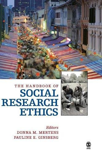 9781412949187: The Handbook of Social Research Ethics