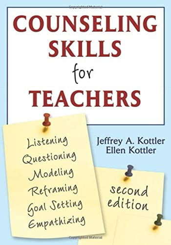 9781412949224: Counseling Skills for Teachers