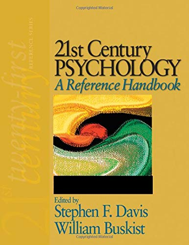 9781412949682: 21st Century Psychology: A Reference Handbook (SAGE 21st Century Reference)