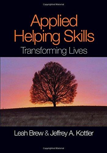 9781412949903: Applied Helping Skills: Transforming Lives