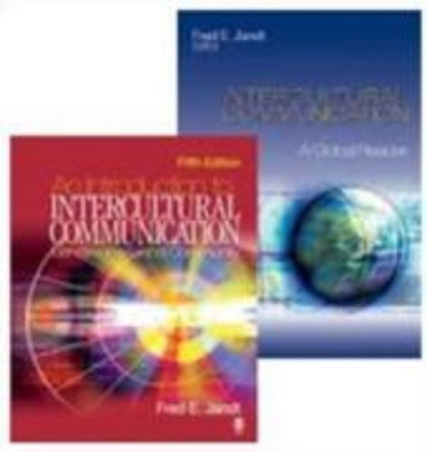 9781412949958: Intercultural Communication Text and Reader Bundle