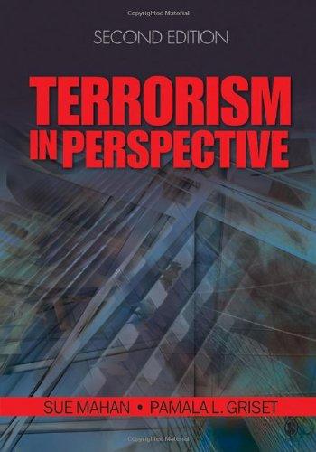 9781412950152: Terrorism in Perspective
