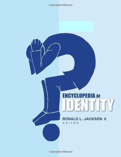 9781412951531: Encyclopedia of Identity