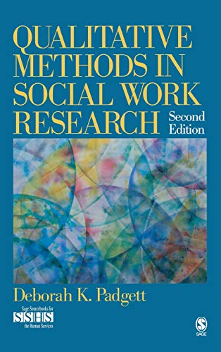 9781412951920: Qualitative Methods in Social Work Research (SAGE Sourcebooks for the Human Services)