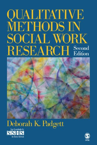 9781412951937: Qualitative Methods in Social Work Research (SAGE Sourcebooks for the Human Services)