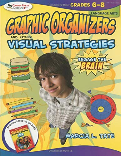 9781412952309: Engage the Brain: Graphic Organizers and Other Visual Strategies, Language Arts, Grades 6–8