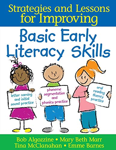 9781412952866: Strategies and Lessons for Improving Basic Early Literacy Skills