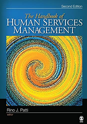 Handbook of Human Services Management