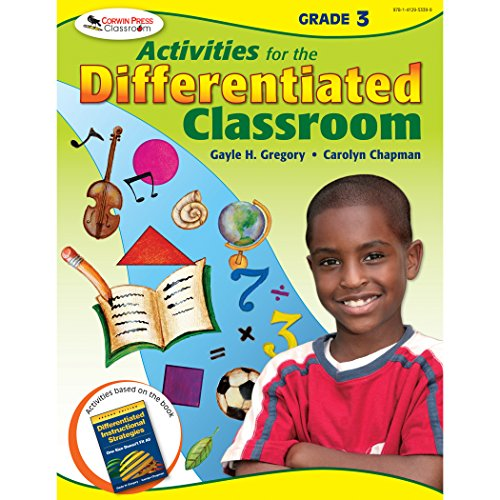 9781412953399: Activities for the Differentiated Classroom: Grade Three