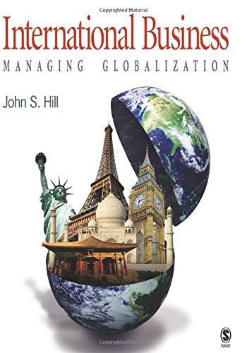 9781412953641: International Business: Managing Globalization
