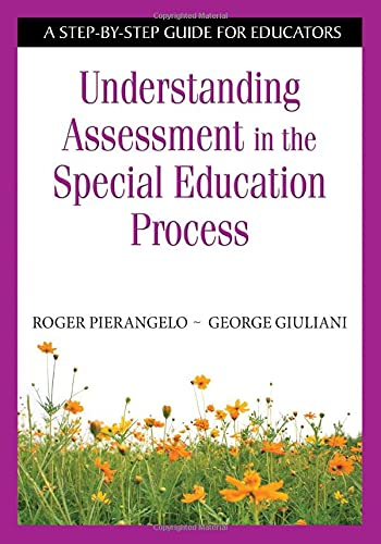 9781412954242: Understanding Assessment in the Special Education Process: A Step-by-Step Guide for Educators