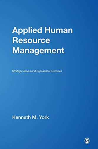 9781412954914: Applied Human Resource Management: Strategic Issues and Experiential Exercises
