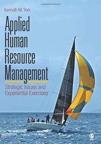 9781412954921: Applied Human Resource Management: Strategic Issues and Experiential Exercises