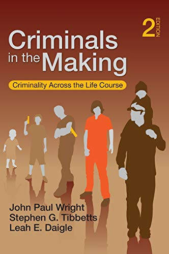 Criminals in the Making: Criminality Across the: Dr. John P.