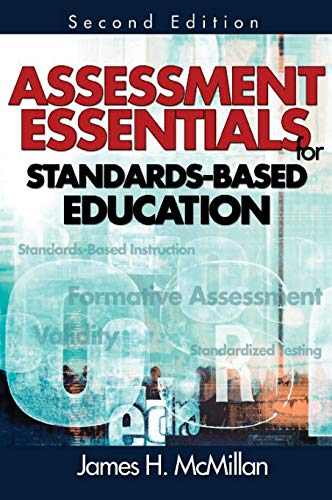 9781412955508: Assessment Essentials for Standards-Based Education