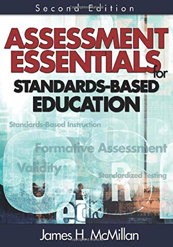 9781412955515: Assessment Essentials for Standards-Based Education