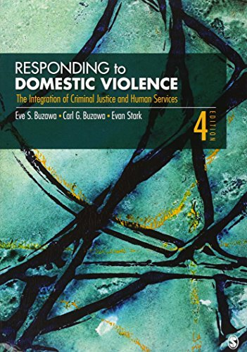 9781412956406: Responding to Domestic Violence: The Integration of Criminal Justice and Human Services