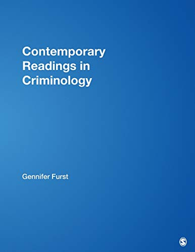 9781412956628: Contemporary Readings in Criminology