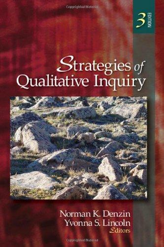 9781412957564: Strategies of Qualitative Inquiry