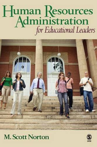9781412957595: Human Resources Administration for Educational Leaders
