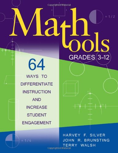 9781412957823 Math Tools Grades 3 12 64 Ways To Differentiate