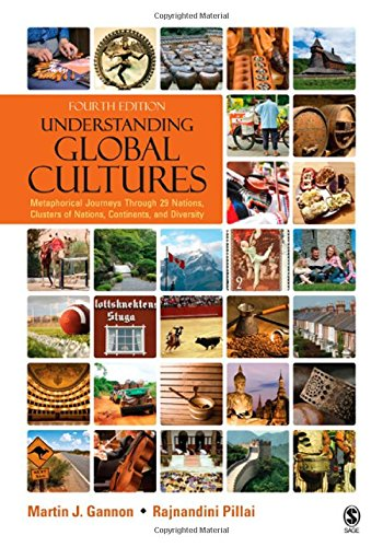 9781412957892: Understanding Global Cultures: Metaphorical Journeys Through 29 Nations, Clusters of Nations, Continents, and Diversity