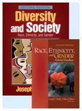 9781412957946: Diversity and Society (Text + Reader Bundle)