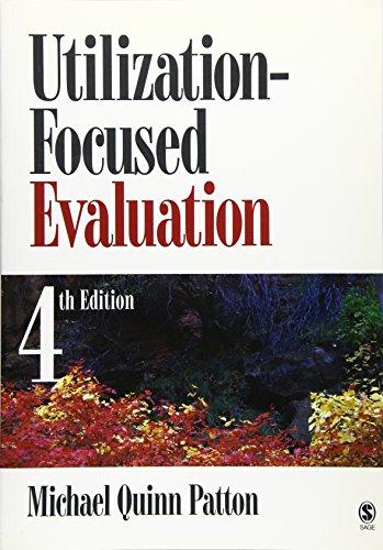 9781412958615: Utilization-Focused Evaluation: 0