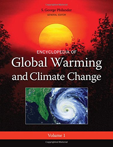 9781412958783: Encyclopedia of Global Warming and Climate Change (3 Volume Set)