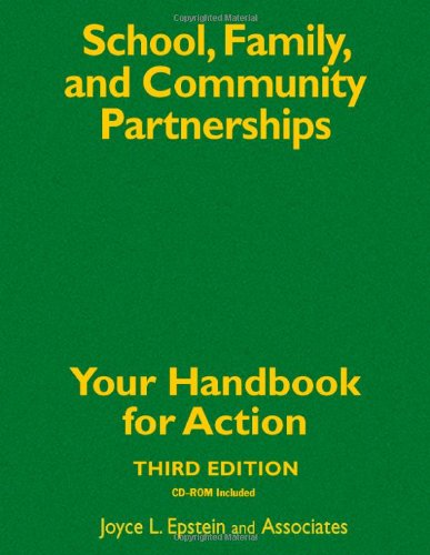9781412959018: School, Family, and Community Partnerships: Your Handbook for Action