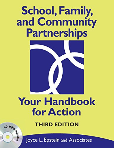 School, Family, and Community Partnerships: Your Handbook: Joyce L. Epstein;