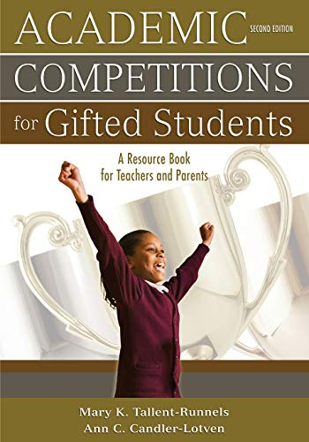 9781412959117: Academic Competitions for Gifted Students: A Resource Book for Teachers and Parents