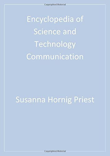 9781412959209: Encyclopedia of Science and Technology Communication