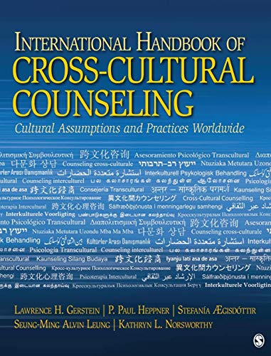 9781412959551: International Handbook of Cross-Cultural Counseling: Cultural Assumptions and Practices Worldwide