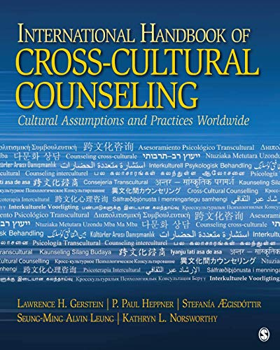 9781412959568: International Handbook of Cross-Cultural Counseling: Cultural Assumptions and Practices Worldwide